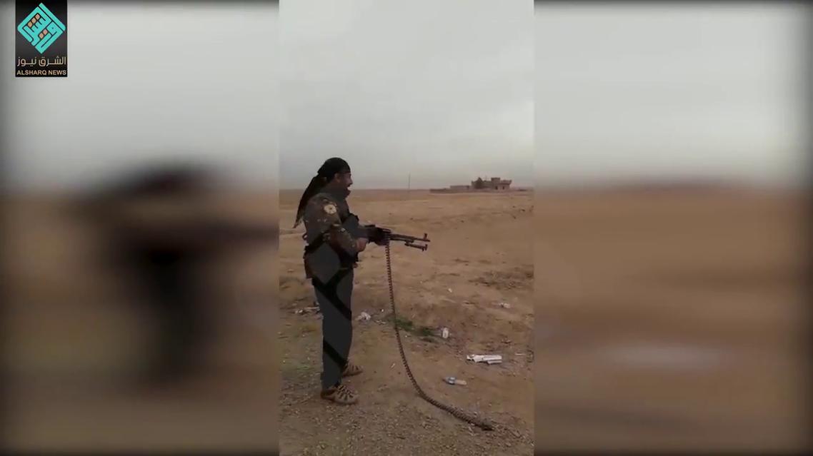 Video shows Kurdish militia leader executing a civilian in Syria's Deir al-Zour