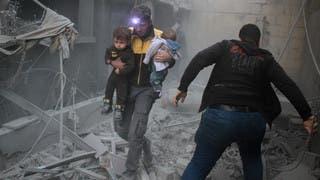 سوريا.. 60 قتيلاً في الغوطة الشرقية اليوم