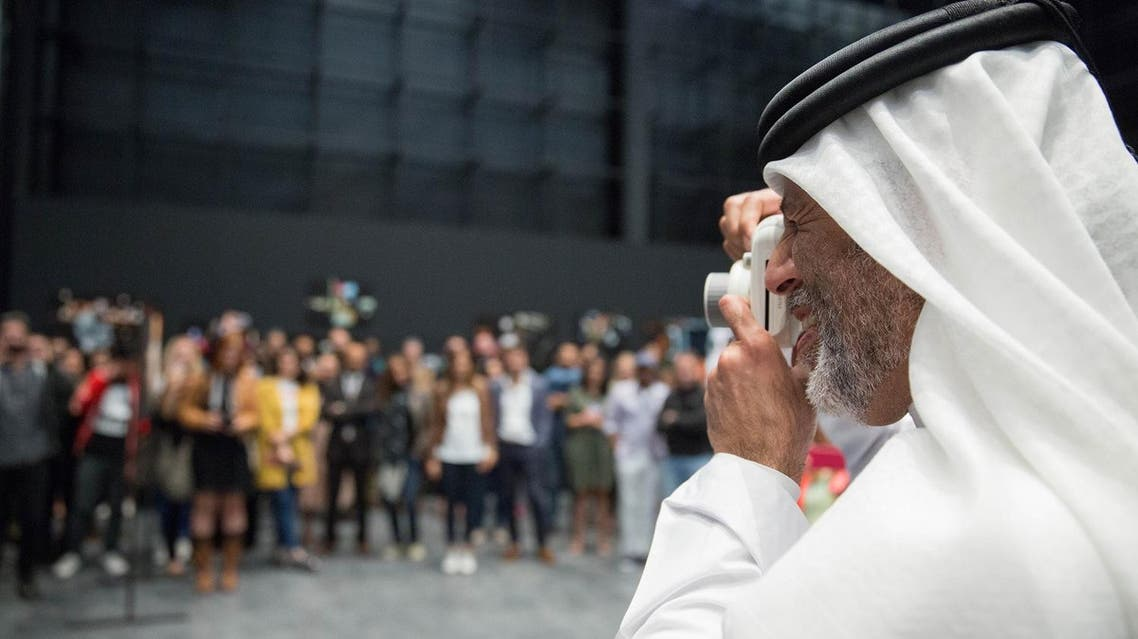 Abdulmonem Bin Eisa Alserkal opens GPP Photo Week 2018