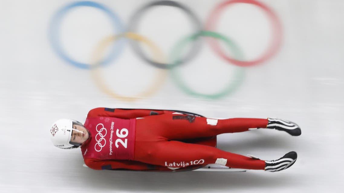 winter olympics. (Reuters)
