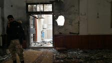 At least two killed, 37 wounded by twin mosque bombing in Libya's Benghazi