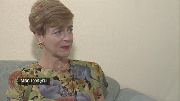 الكاتبة والباحثة المتخصصة بالأدب العربي ميريام كوك