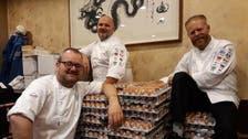 گوگل ٹرانسلیٹر کا کمال، ناروے کی ٹیم نے 15000 انڈے خرید لیے