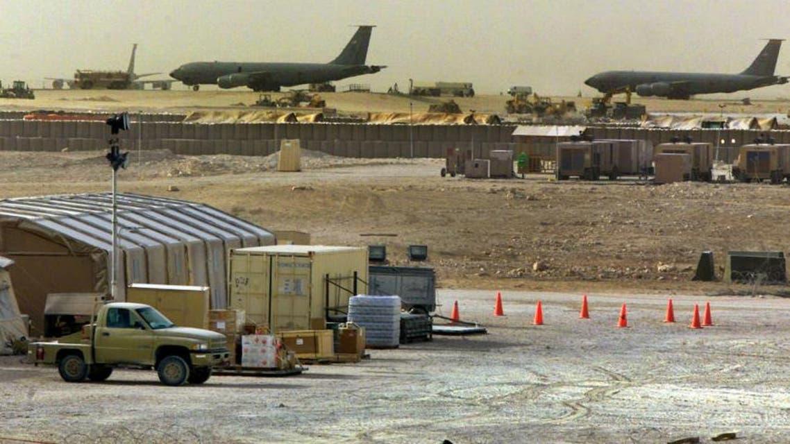 قاعدة العديد الأميركية في قطر