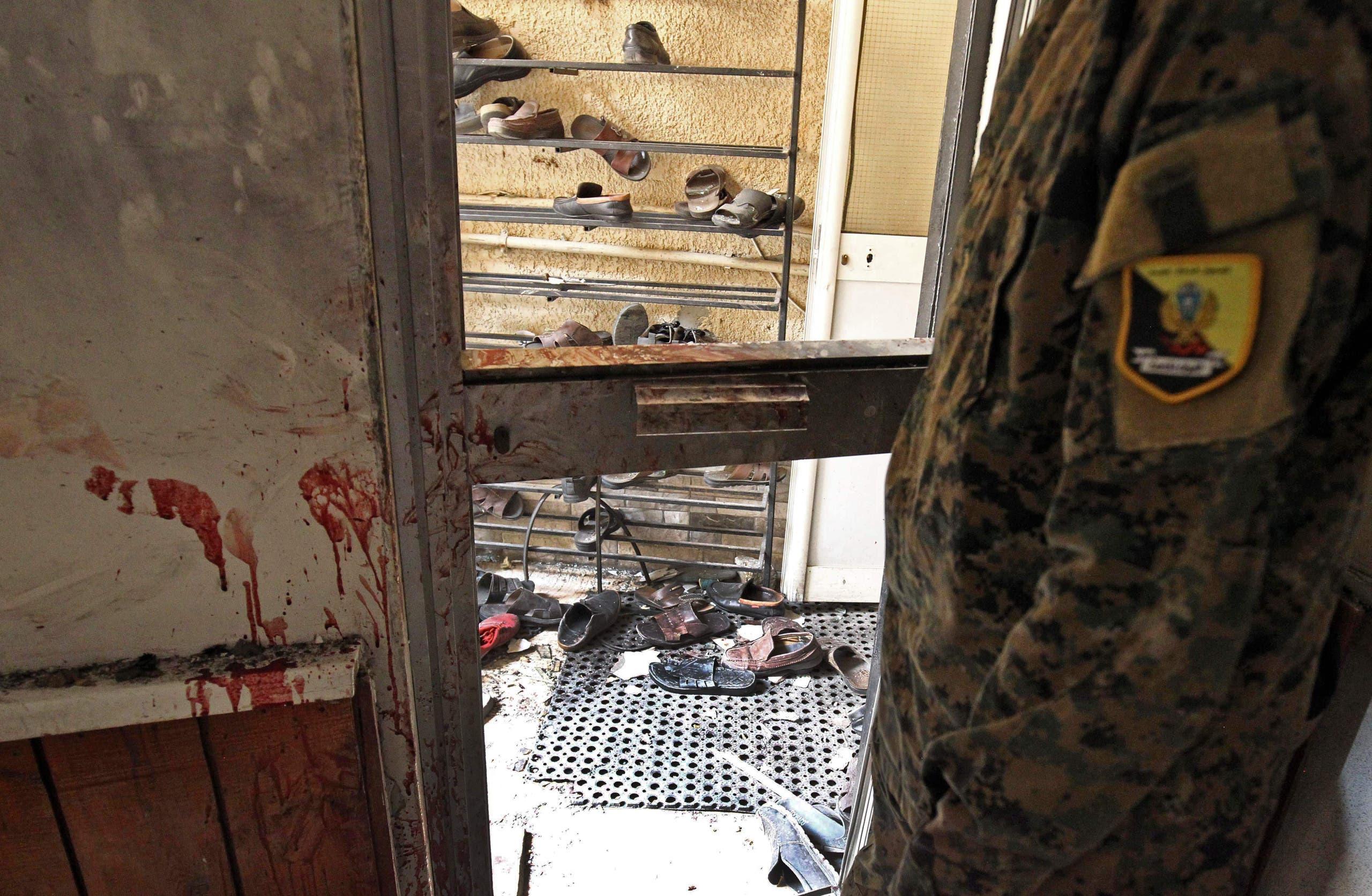 موجة إرهاب جديدة طالت المساجد