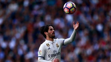 """داخل أسوار ريال مدريد.. إيسكو """"مكروه"""" ومتهم بـ""""الخيانة"""""""
