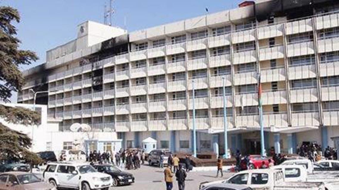 در پی حمله بر انترکانتیننتال کابل 4 تن از مسئولین این هوتل ممنوعالخرج شدند