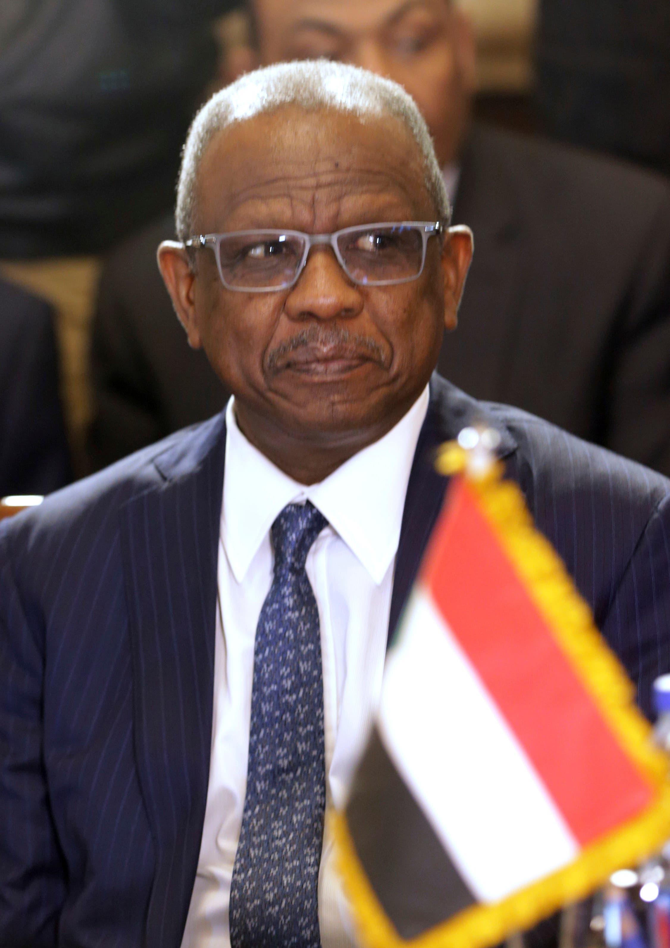 رئيس جهاز الأمن والمخابرات السوداني المقال محمد عطا