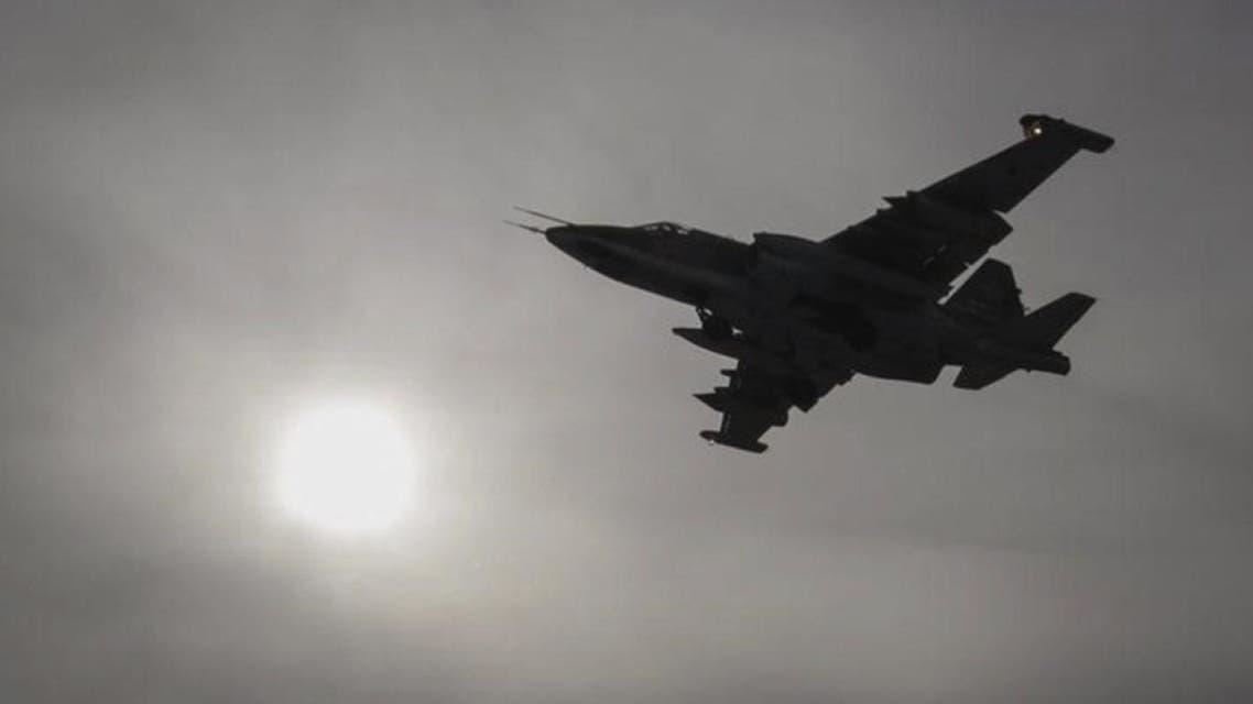 THUMBNAIL_ توالي تساقط الطائرات من أجواء سوريا