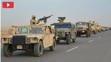مصری فوج کی سیناء میں کارروائی: 16 دہشت گرد ہلاک، 66 پناہ گاہیں تباہ