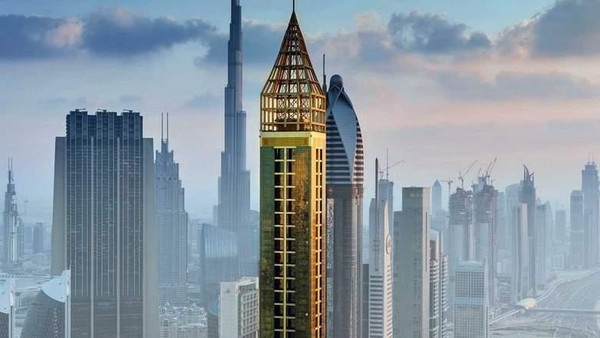 World's tallest hotel: Next in line for Dubai's record-breaking buildings