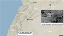 ایران شام میں تدمر کے نزدیک فوجی اڈے پر مصروف عمل ہے: اسرائيل