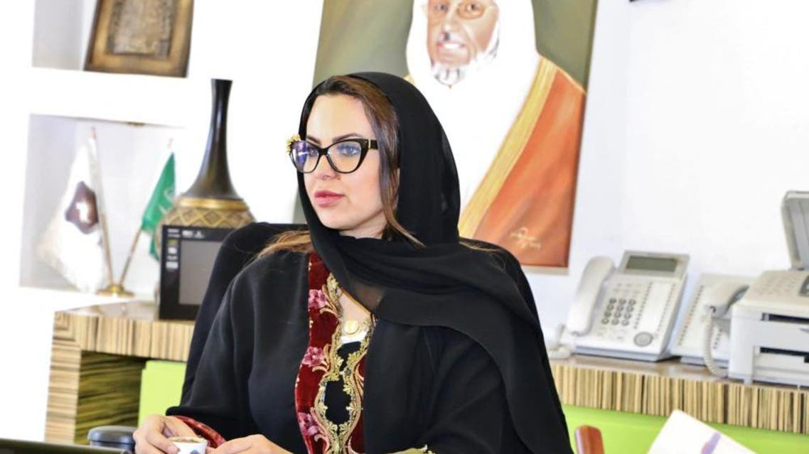 Sahar Bint Hamad Al-Marzouki, owner and director general of Al-Faris International Schools Group