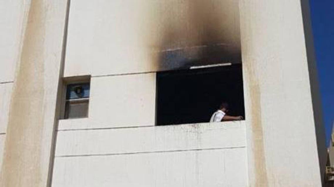 Sharja fire