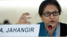 اقوام متحدہ کے سیکرٹری جنرل کا عاصمہ جہانگیر کو خراج عقیدت