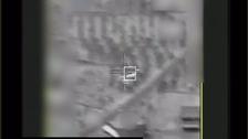 گرایا جانے والا ایرانی ڈرون درحقیقت امریکی طیارے کا ورژن تھا: اسرائیل