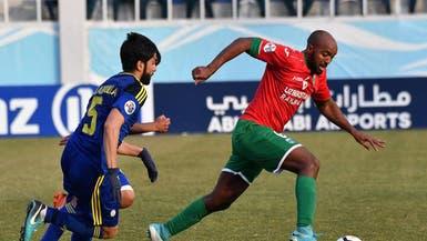 لوكوموتيف يكتسح الوحدة الإماراتي بخمسة أهداف
