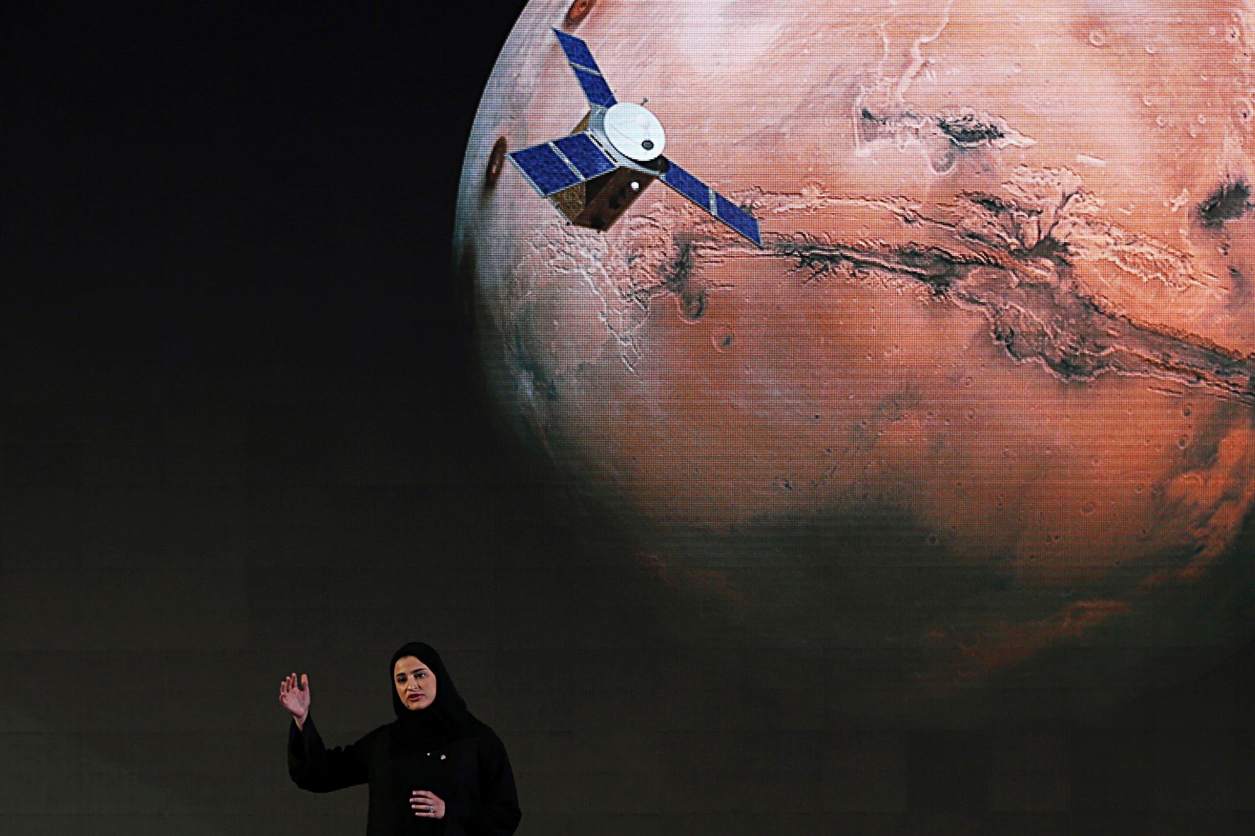 الإمارات تستهدف الوصول إلى كوكب المريخ في 2021