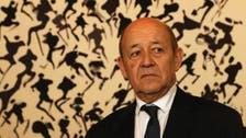 عراق کی تعمیر نو پر بات چیت ، فرانسیسی وزیر خارجہ بغداد پہنچ گئے