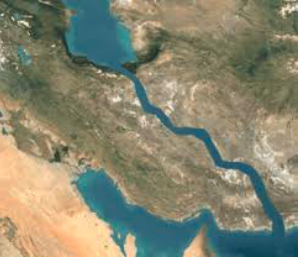 trans iranian canal