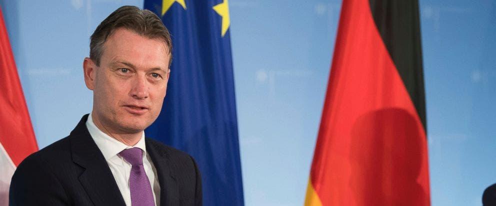 وزير الخارجية الهولندي المستقيل