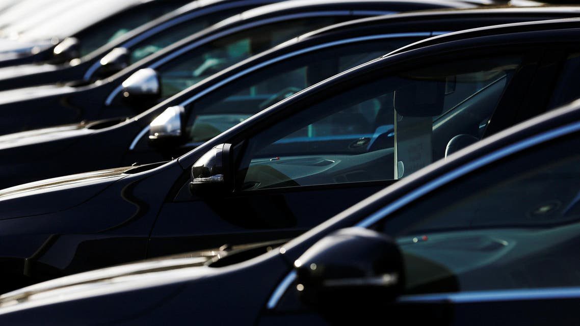 cars. (Reuters)