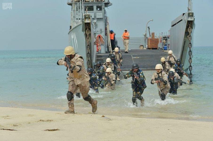 البحرية السعودية والباكستانية