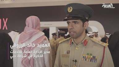 التعيينات بدأت.. الروبوت يزيح شرطي دبي!
