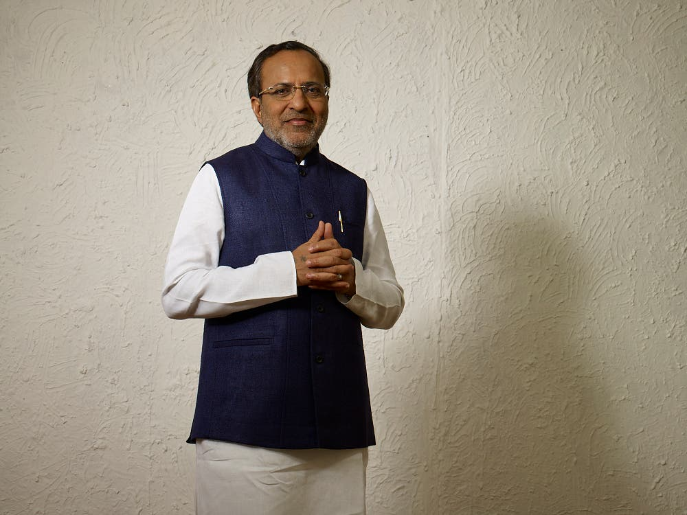 Arjun Modhwadia says BJP poll debacles in Gujarat and Rajasthan have proved that Modi is losing popularity. (Supplied)