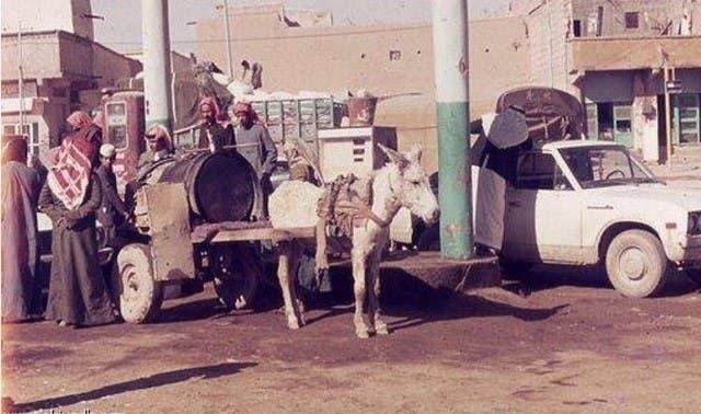 هذه قصة وسوم الإبل ولوحات السيارات بالسعودية قبل 99 سنة