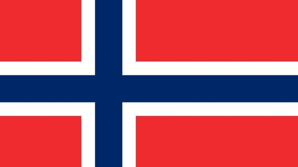 بالصور أعلام 6 دول في العلم النرويجي