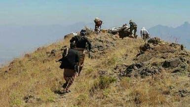 انهيارات في تعز.. ومقتل قائد الجبهة الشمالية للحوثيين