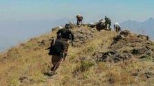 معارك عنيفة بالقرب من معسكر خالد غرب تعز وبشرق حيس