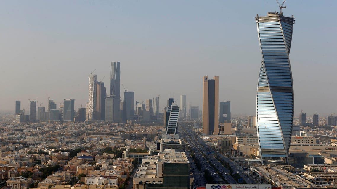 Saudi Arabia, Riyadh. (Reuters)