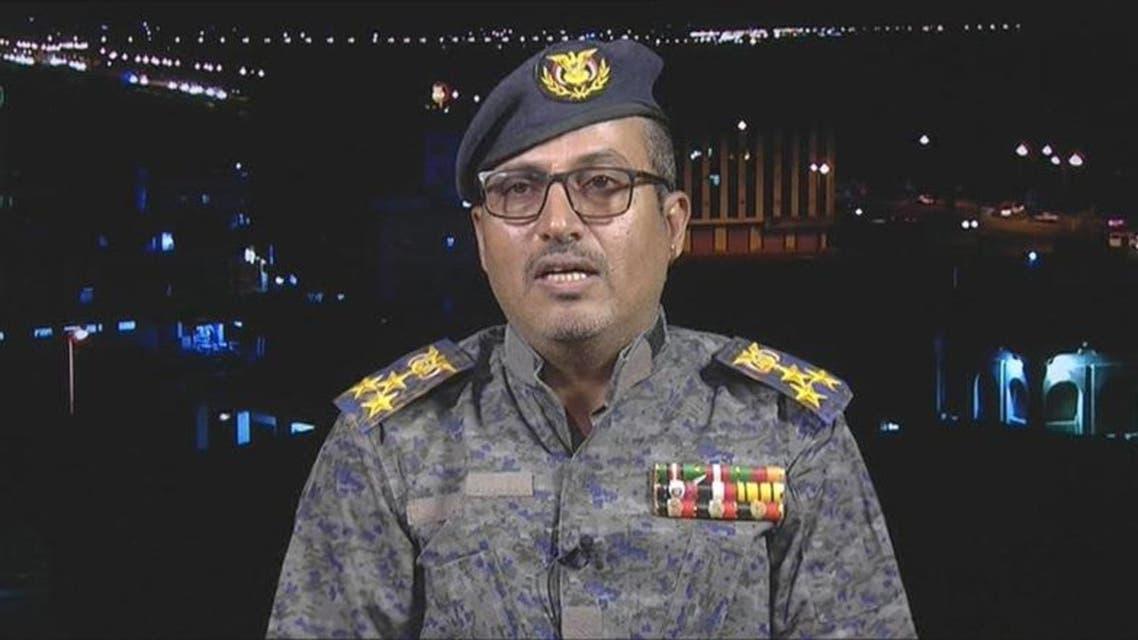 Brigadier General Jamil al-Maamari