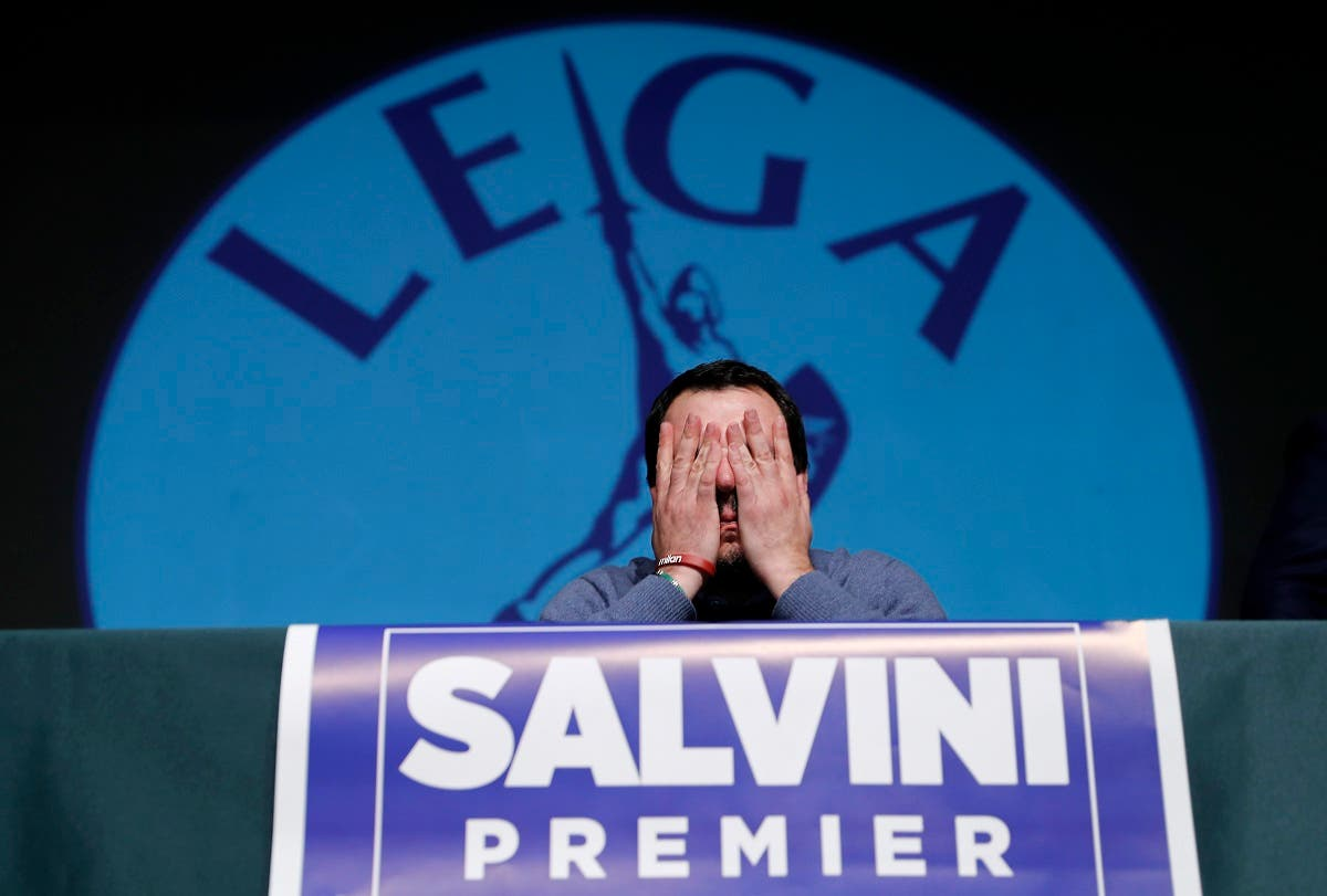 Racist and anti-Semitic expressions have been growing more bold, widespread and violent in Italy. Anti-migrant rhetoric is playing an unprecedented role in shaping the campaign for the March 4 national elections. (AP)