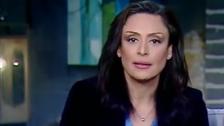دریدہ دہن مصری خاتون اینکر ٹی وی شو میں اخلاق باختہ گفتگو پر ملازمت سے فارغ
