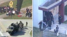 فلوریڈا میں سابق طالب علم کی اسکول میں فائرنگ سے 17 افراد ہلاک