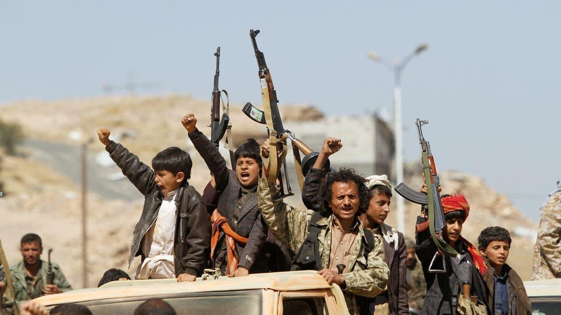 Houthi Malitia