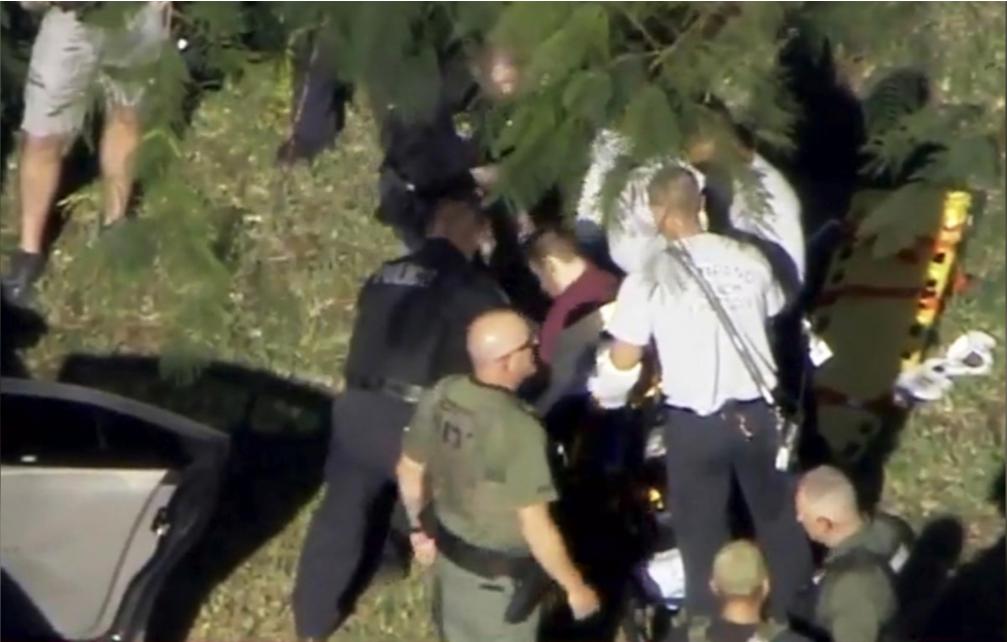 نیروهای پلیس عامل تیراندازی را دستگیر کردند