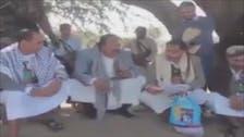 """بالفيديو.. """"تهديد حوثي"""" يكشف فشلاً جديداً للميليشيات"""
