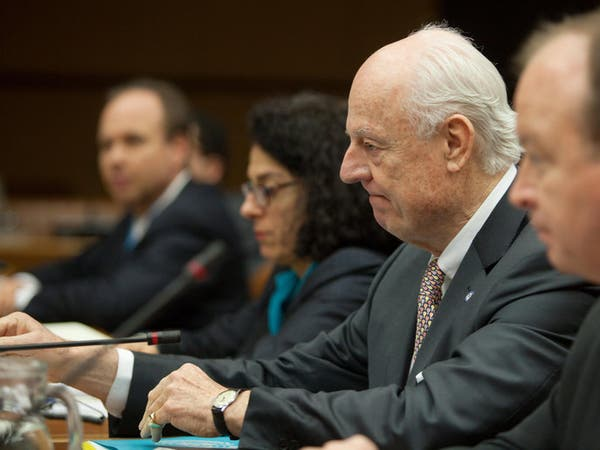 دي ميستورا: الوضع بسوريا هو أخطر ما شهدته في 4 أعوام