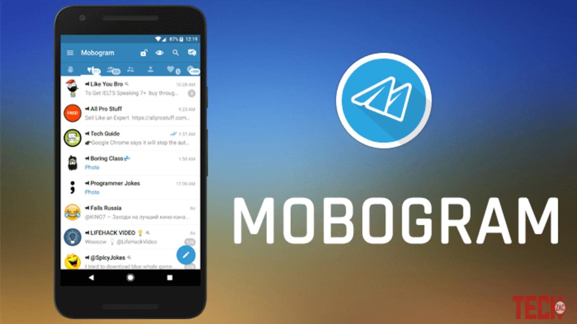 تطبيق موبوغرام المثير للجدل