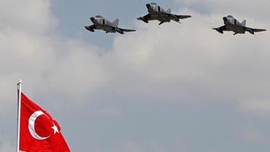 تحطم طائرة عسكرية في تركيا ومقتل طياريها