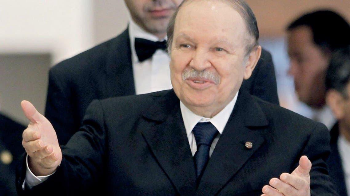 الرئيس الجزائري عبد العزيز بوتفليقة - الجزائر