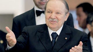 بوتفليقة يدعو لتغليب مصلحة الجزائر والحفاظ على أمنها