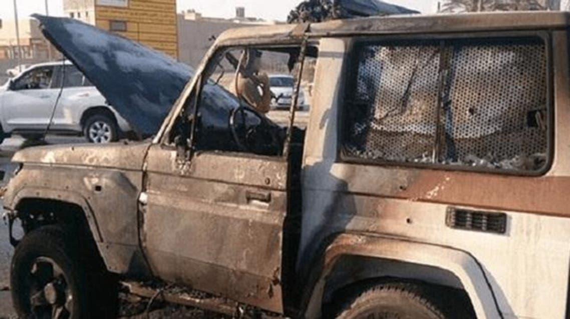 صورة أرشيفية لعمليات استهداف رجال الأمن في القطيف