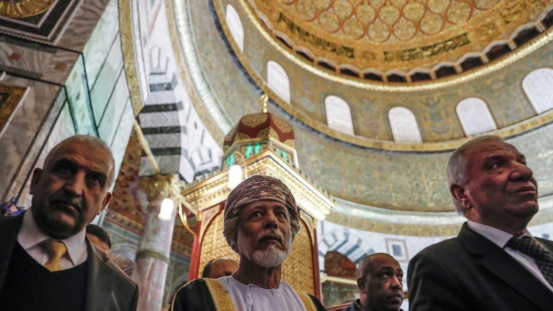 Yusuf Alawi Aqsa AFP