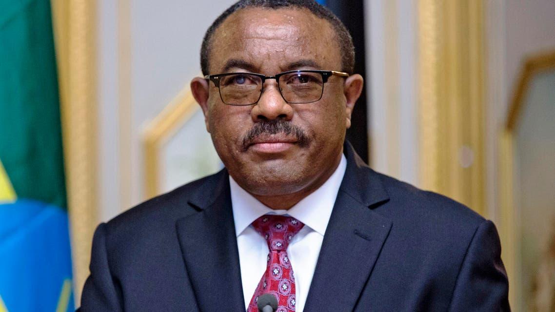 رئيس الوزراء الإثيوبي المستقيل هايليماريام ديسالين