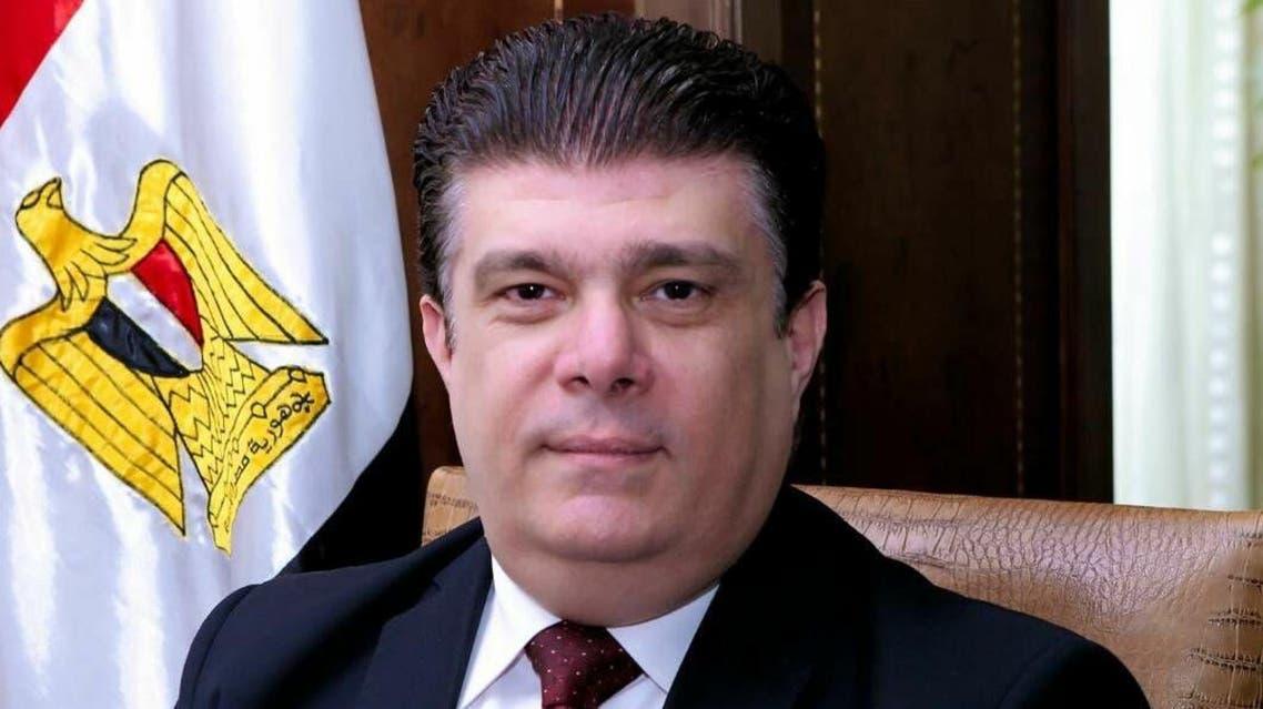 حسين زين رئيس الهيئة الوطنية للإعلام في مصر